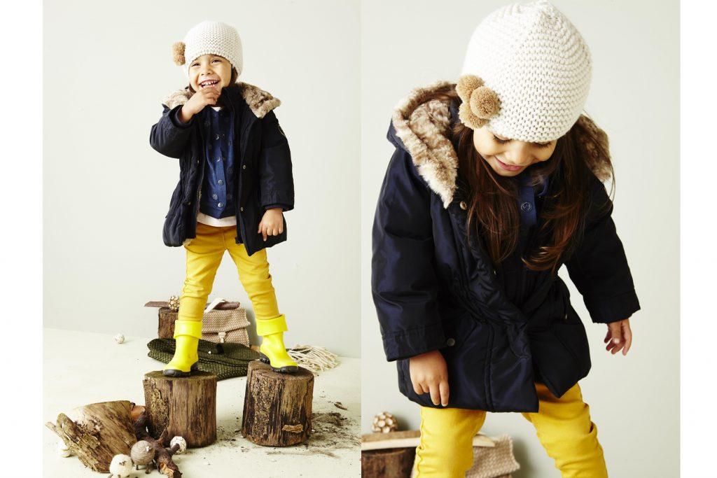 enfant shooting mode