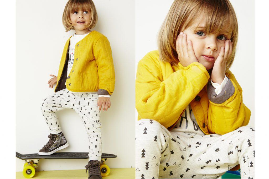 photographie mode enfant