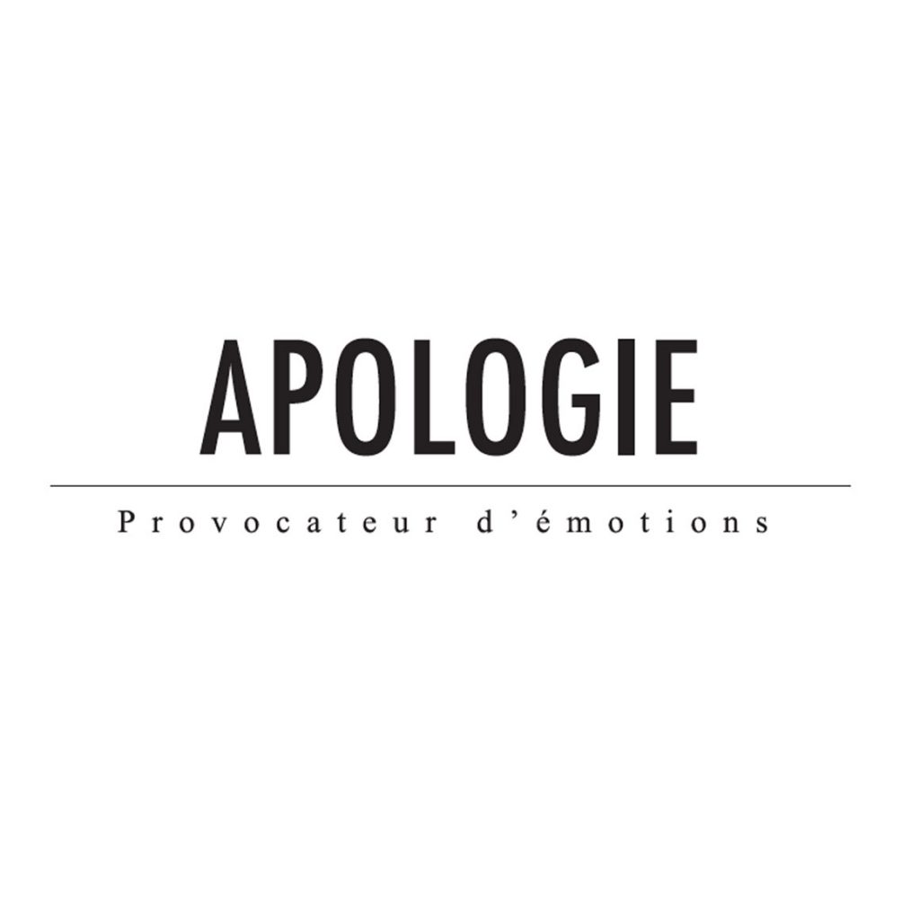 APOLOGIE magazine pub