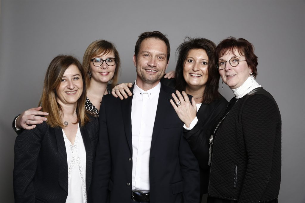Photo entreprise groupe lille