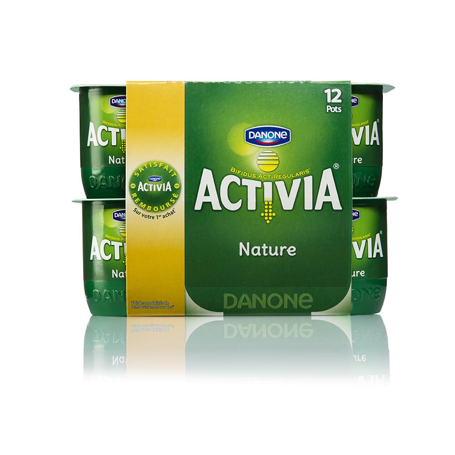 Packshot Activia